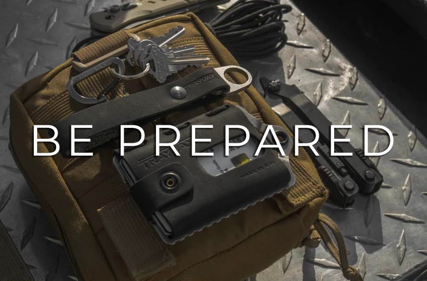 Trayvax Be Prepared Collection