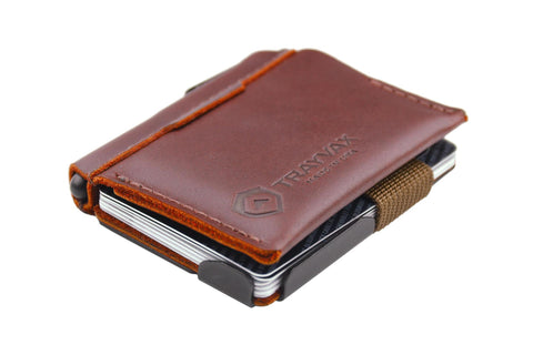 summit notebook leather wallet