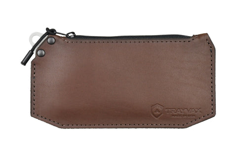 Trayvax Renegade: Zipper Wallet