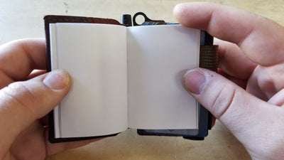 Weatherproof Pocket Notepad