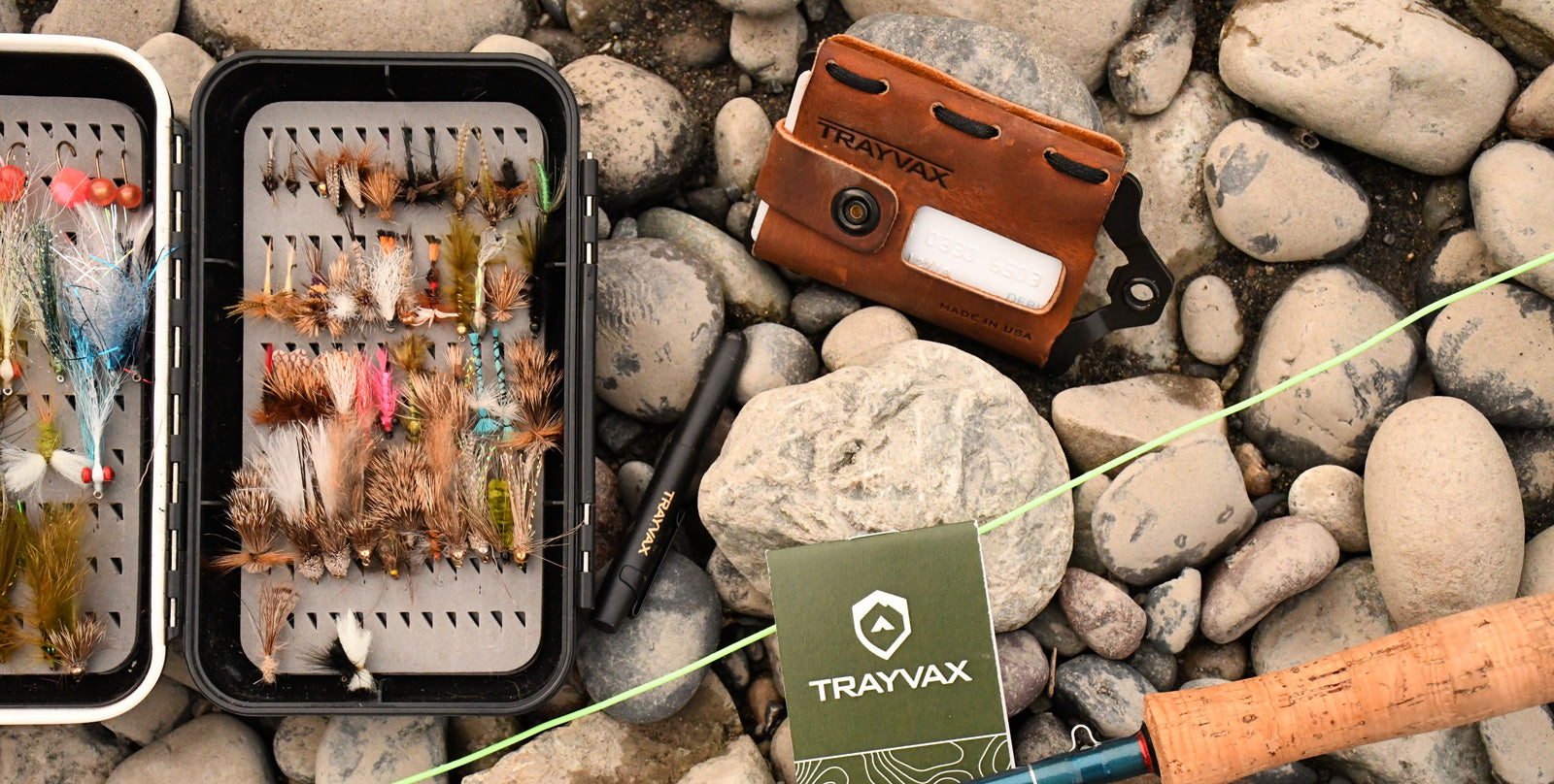 Trayvax has all of the gear you need for your next adventure.