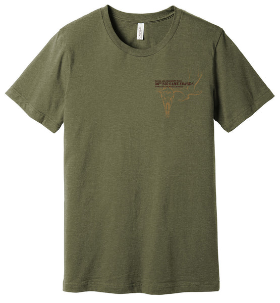 30th Awards Olive T-Shirt