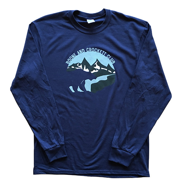 B&C Bear Long Sleeve T-Shirt