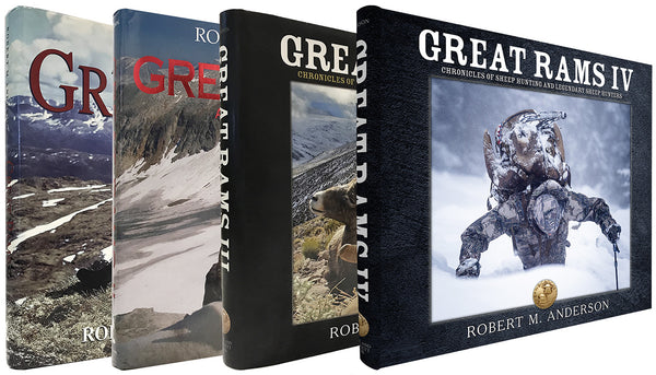 Great Rams 4-Book Set