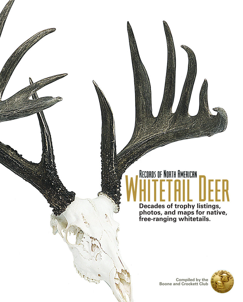 Records of North American Whitetail Deer, 5th Edition
