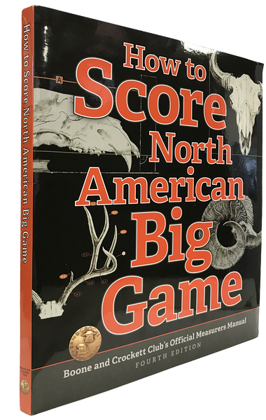 How to Score North American Big Game