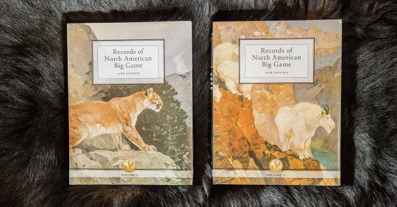 Records of North American Big Game - Collector's Edition - B&C Discount!