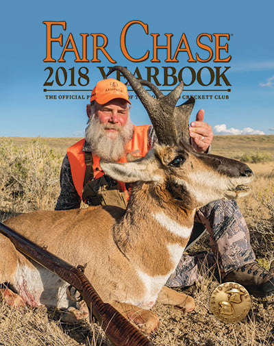 Fair Chase 2018 Yearbook