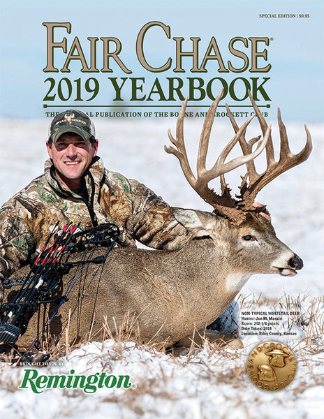 Fair Chase 2019 Yearbook