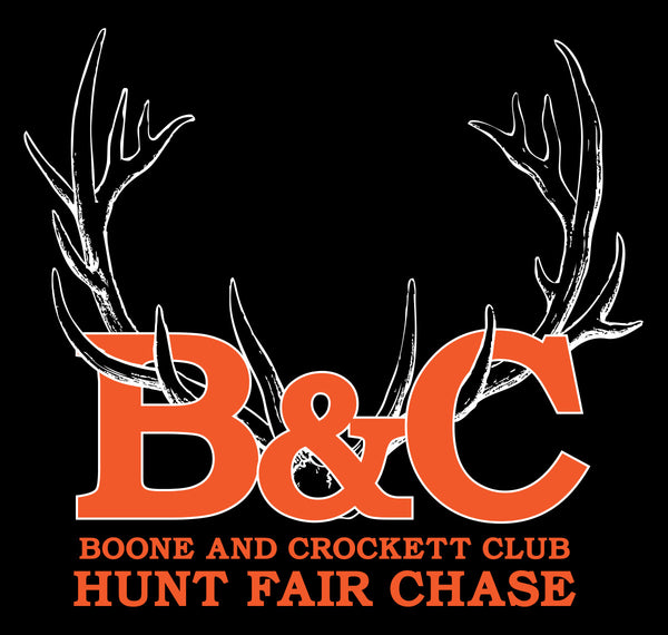 Hunt Fair Chase Window Decal - Elk