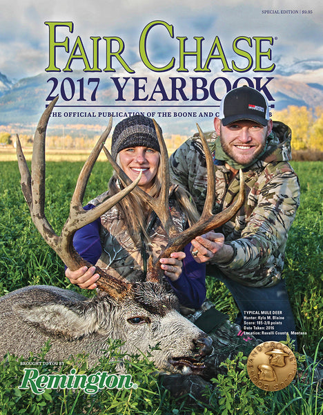 Fair Chase 2017 Yearbook