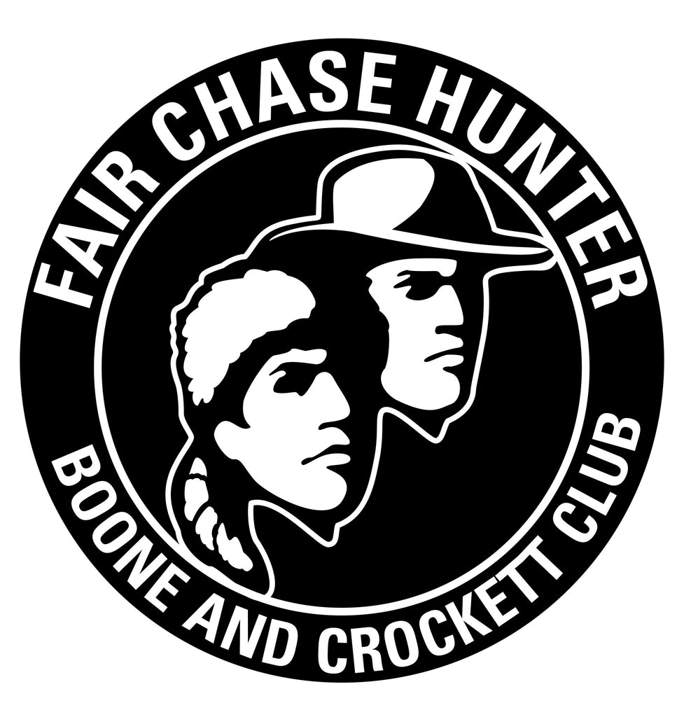 Fair Chase Hunter Decal