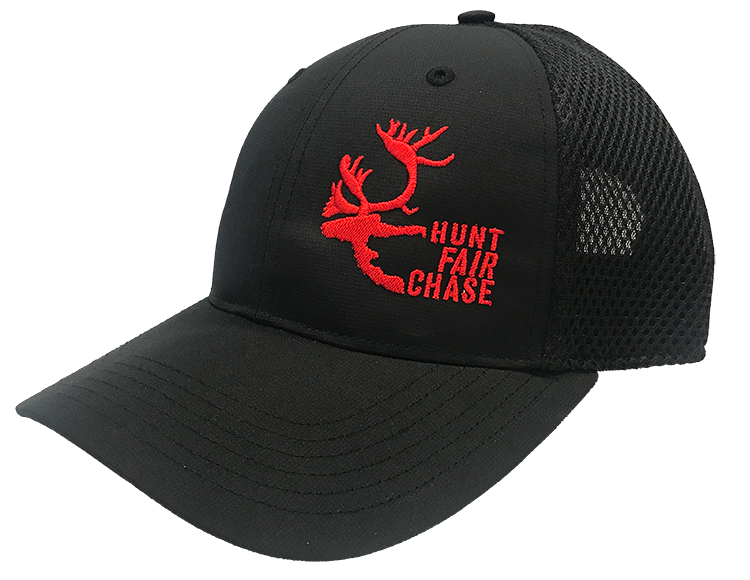 Hunt Fair Chase Caribou Hat - Black