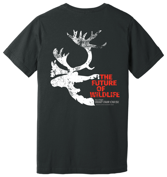 Hunt Fair Chase - The Future of Wildlife T-shirt