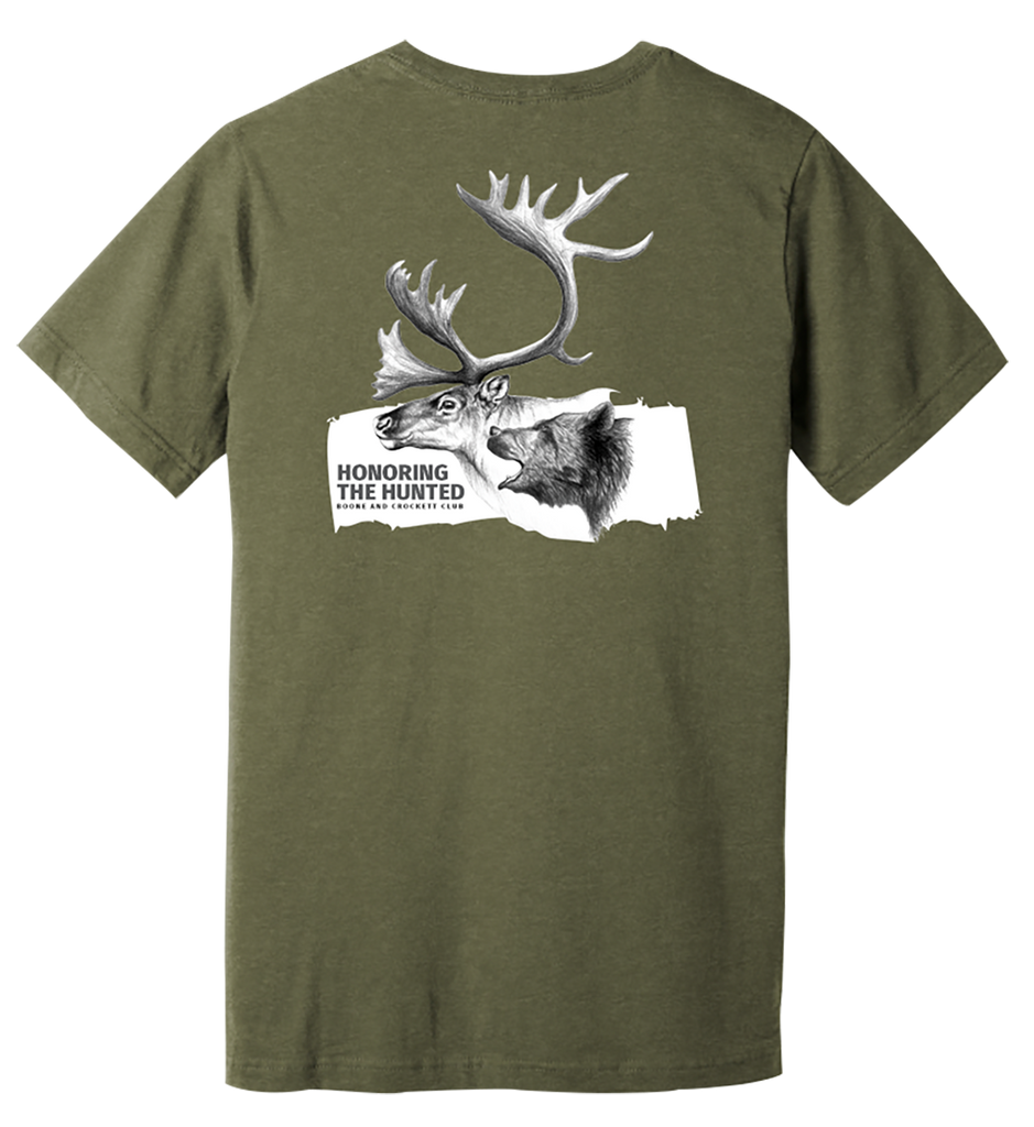 Hunt Fair Chase - Honoring the Hunted T-shirt