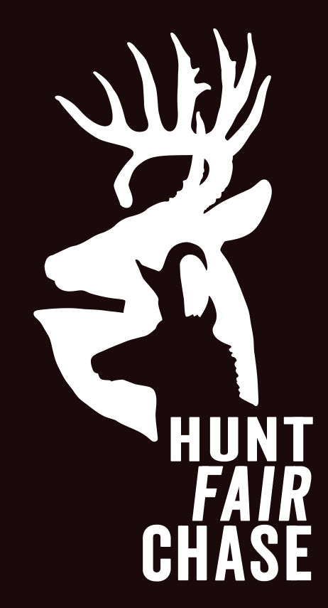Hunt Fair Chase - Whitetail/Pronghorn Decal