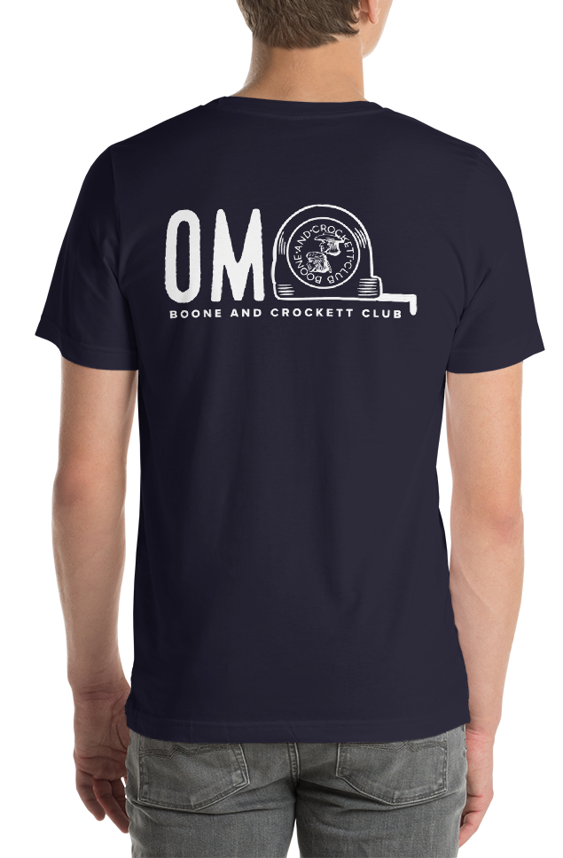 Limited Edition Official Measurer Navy T-Shirt