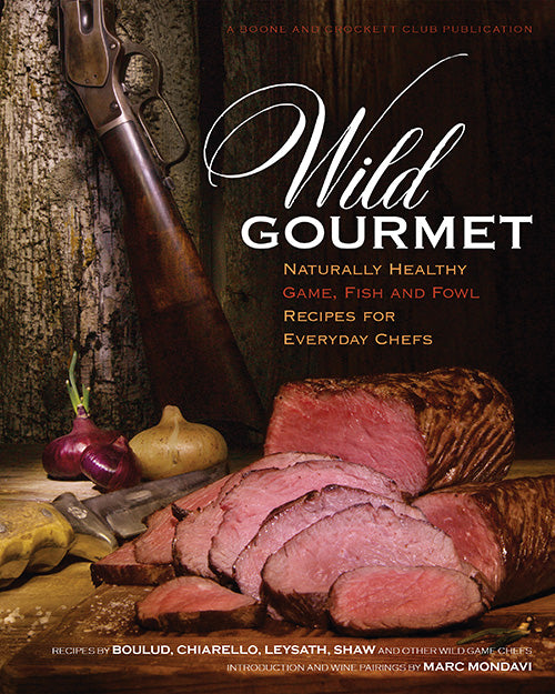 Become a Sponsor Associate and Receive Wild Gourmet For Free!