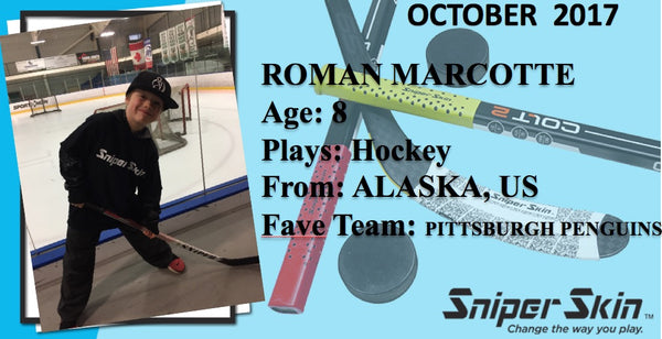 roman marcotte  sniper of the month