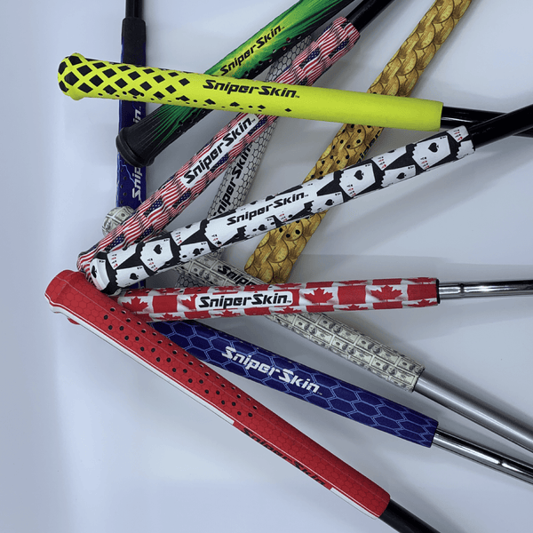 Sniper Skin ICT Golf Club Grips