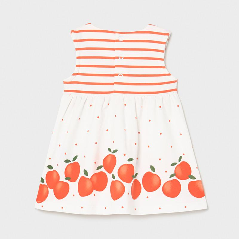 MAYORAL 1811 SORBET DRESS - Cherubs