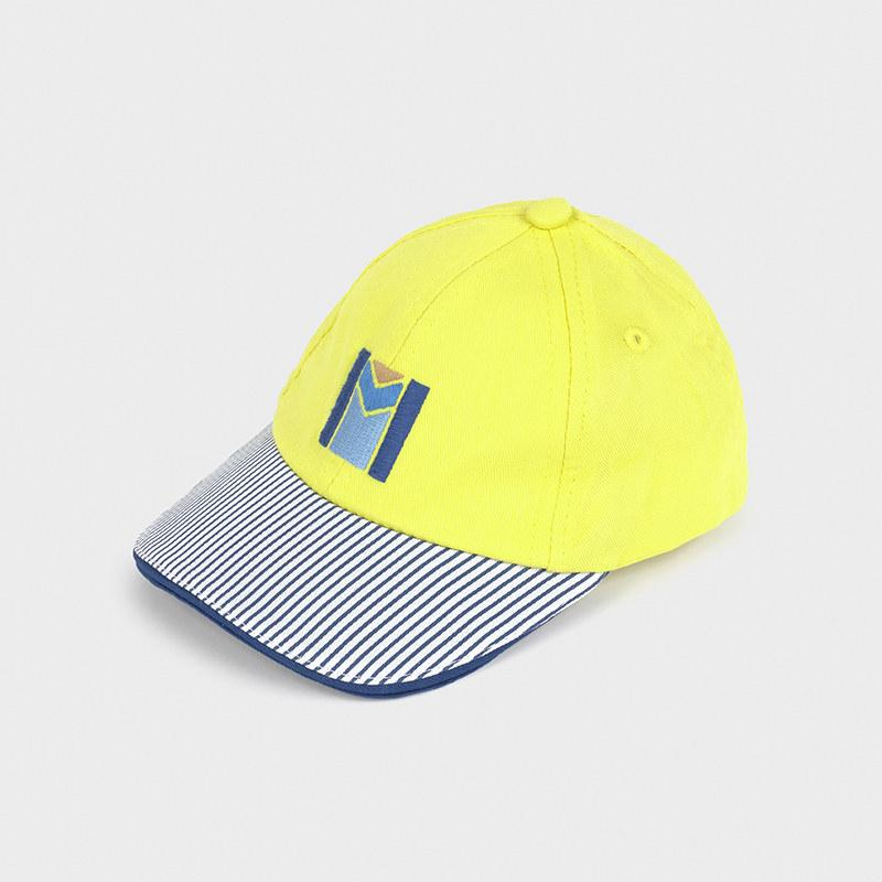 PRE-ORDER MAYORAL 10024 LIME HAT - Cherubs