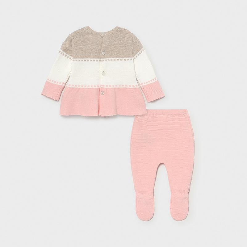 PRE-ORDER MAYORAL 1561 CANDY TWO PIECE PYJAMAS - Cherubs