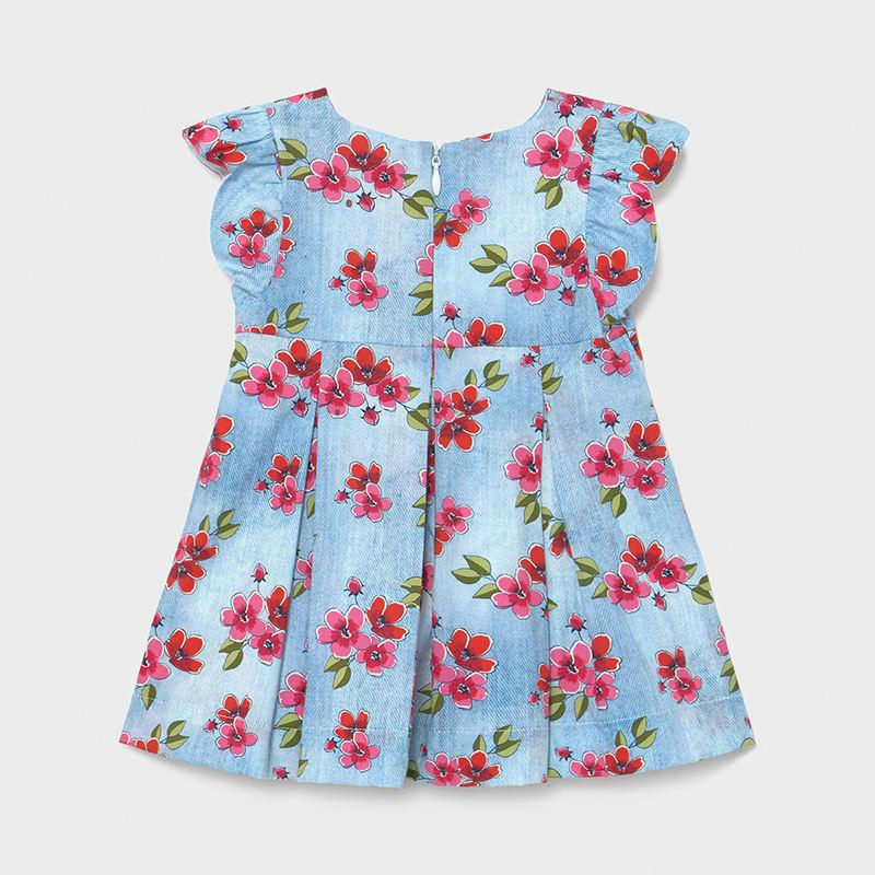 PRE-ORDER MAYORAL 1988 POPPY DRESS - Cherubs