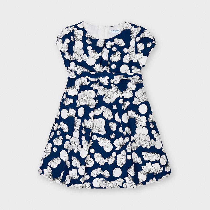 PRE-ORDER MAYORAL 3922 INK DRESS - Cherubs