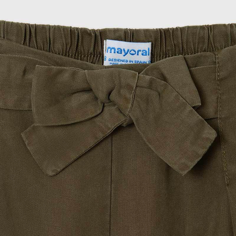 PRE-ORDER MAYORAL 6544 HUNTER GREEN TROUSERS - Cherubs