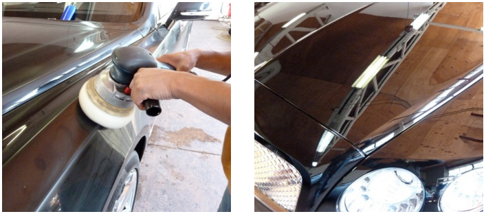Show Polish also works great with all types of polishing equipment.