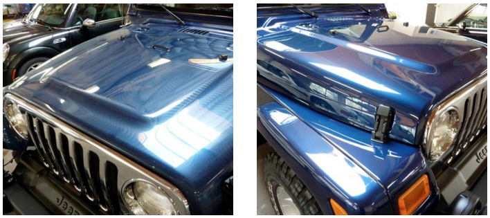 Thoroughly clean surface of your vehicle or car prior to polishing.