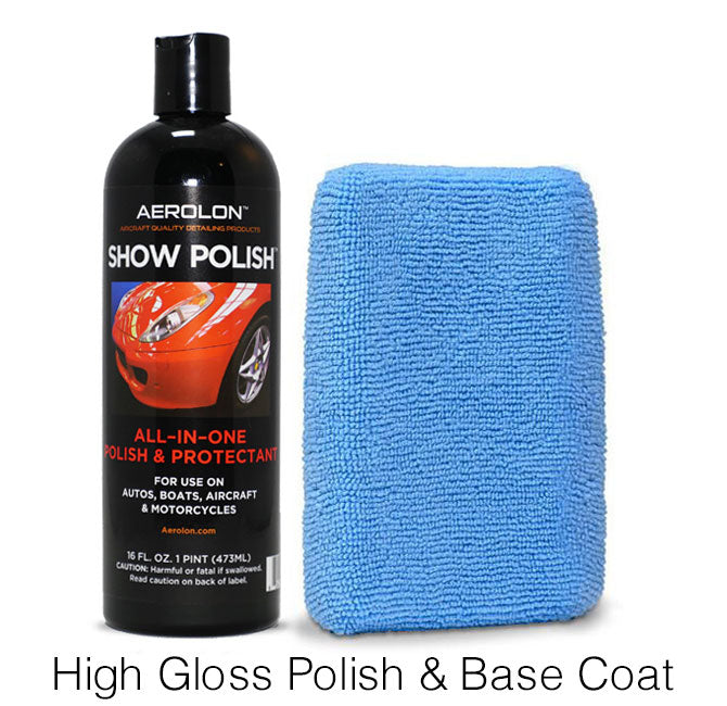 Show Polish 16oz Bottle and Pad