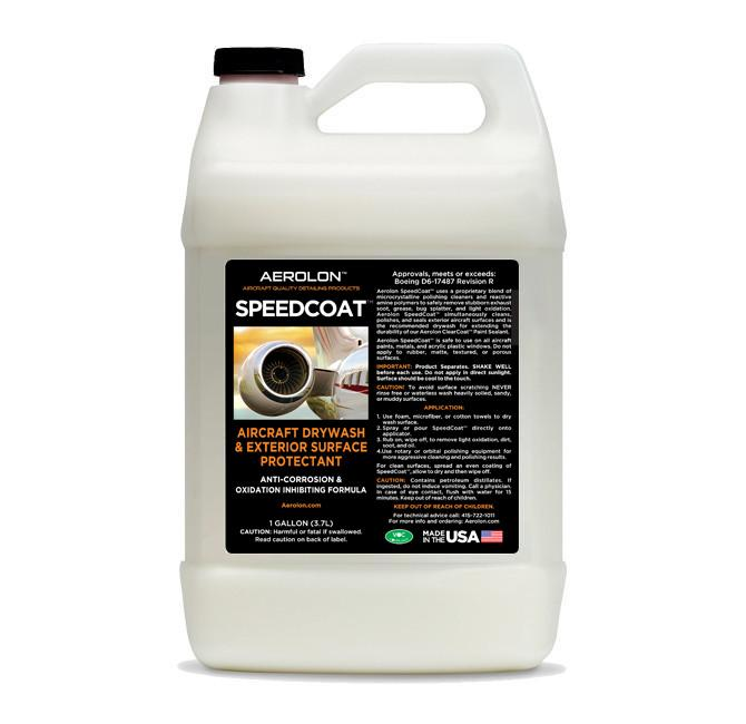 Aircraft Speedcoat Gallon <br/> Free Shipping