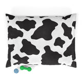 Cow Print Pet Bed fro Dogs and Cats