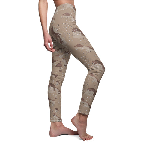 Desert Camo Women's Leggings
