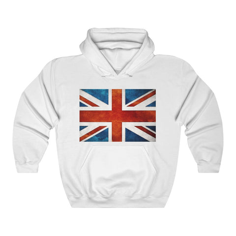 Uk Flag Unisex  Hooded Sweatshirt