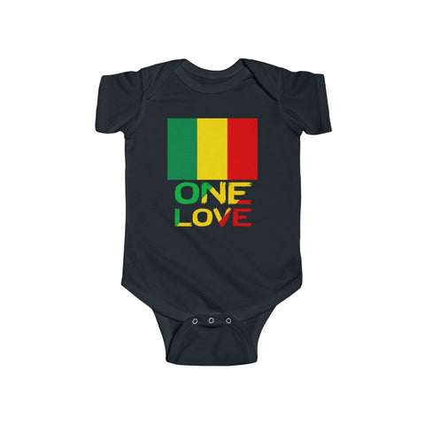 Reggae One Love Baby Onesie