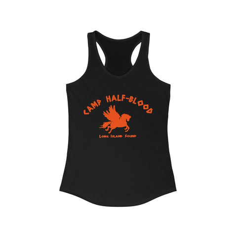 Women's Percy Jackson Camp Half Blood Racerback Tank