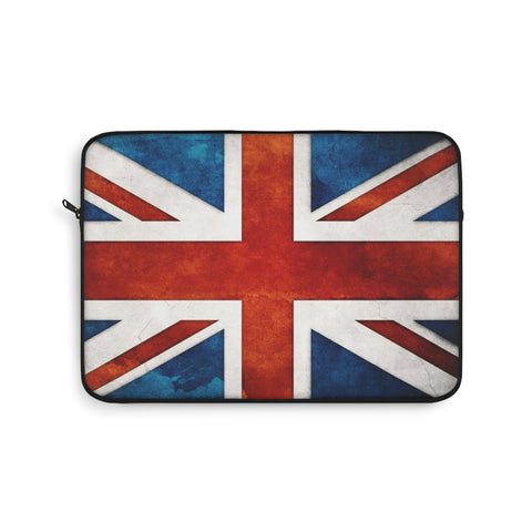UK Flag Laptop Sleeve