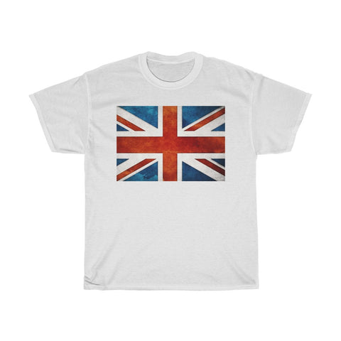 Plus Size UK Flag T Shirt 3x 4x 5x