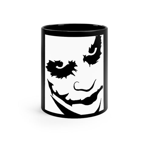 The Joker Black mug 11oz