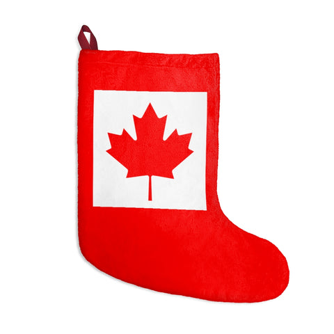 Canada Flag Christmas Stockings