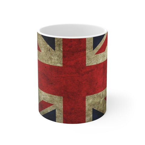 United Kingdom Mug Ships From the USA