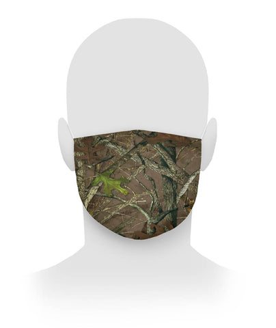 Camo Face Mask Cloth