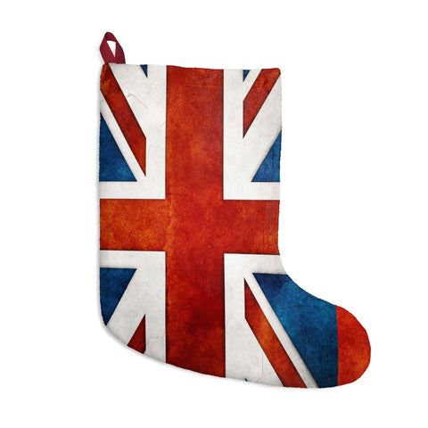 UK Flag Christmas Stockings