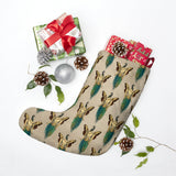 Steampunk Fairies Christmas Stocking
