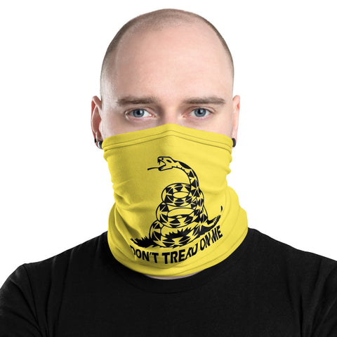 Don't Tread On Me Neck Gaiter