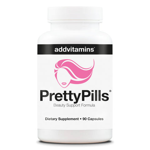 PrettyPills® Beauty Support Formula