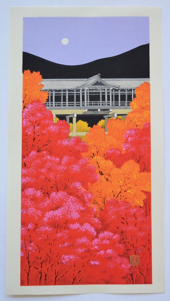 Kinshu Tofukuji (Brilliant Autumn in Tofukuji Temple) - SAKURA FINE ART